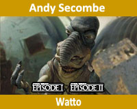 "Wattographs Recollections: Andy ""Watto"" Secombe"